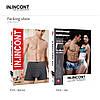 Чоловічі боксери стрейчеві Марка «IN.INCONT» Арт.3592, фото 2