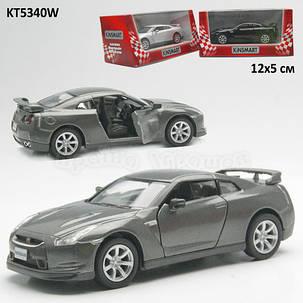 """Kinsmart Машина KT5340W """"Nissan GT-R 2009 R 3"""", фото 2"""