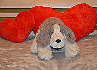 Мягкая игрушка собака Бассет размер 55см ТМ My Best Friend (Украина) много расцветок