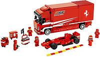 "Конструктор Lepin 21022 (аналог Lego Racers 8185) ""Грузовик Ferrari "", 554 дет."