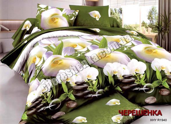 Ткань для постельного белья Полисатин 135 SP135-1833 (60м), фото 2