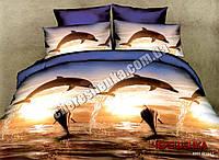 Ткань для постельного белья Полисатин 135 SP135-1830 (60м)