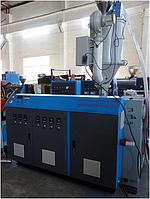 Линия для производства гофротрубы из PVC/PP/HDPE