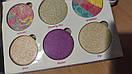 Тени для глаз love luxe beauty FANTASY Drenched Powder Palette (6 цветов), фото 3