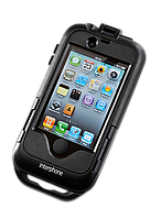 Чехол - крепление Interphone для IPhone4 для не трубчатых рулей