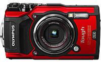 Фотокамера Olympus TG-5 Red (V104190RE000)