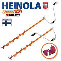 HL1-100-600N Ледобуры HEINOLA SpeedRun Sport + сертификат на 150 грн в подарок (код 216-140017)