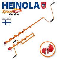 HL2-115-600 Ледобуры HEINOLA SpeedRun Comfort + сертификат на 150 грн в подарок (код 216-140020)