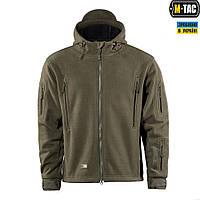 M-Tac куртка флисовая Windblock Division Gen.2 олива