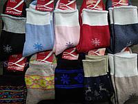 Махровые женские носки Ассорти