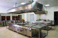 Вентиляция кухни кафе и ресторанов