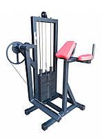 Тренажер для ягодичных мышц радиальный