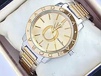 Женские часы Pandora c буквой О, золотой циферблат, комбинированные, фото 1