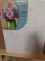 Картина по номерам Пионы ROSA START N0001370
