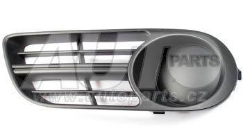 Решетка бампера переднего правая без противотуманки Fabia 2005-2008