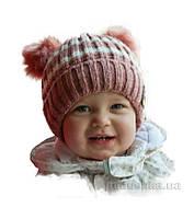 Шапка детская трикотажная Shou Guan 17-175  цвет черный