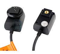 TTL кабель Godox TL-N для Nikon (Nikon SC-28), 3м.