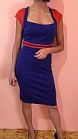 Платье женское ZEAN синий, 36
