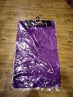 Комплект ковриков в ванную комнату и туалет Фиолетовые Banyolin 100х60