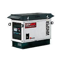 Газовый генератор WHISPER-Gas G12000KS NG  (Италия)