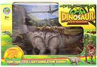 Динозавр на батарейках 288-2