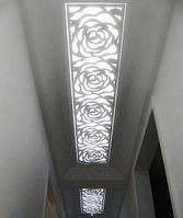 Резные решетки для подвесного потолка