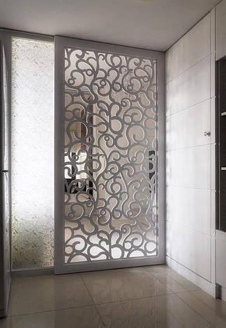 Двери с перфорированной решеткой, фото 2