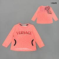 Кофта Versace для девочки. 1, 3 года