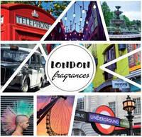 Коллекция ароматизаторов LONDON  для душа, гелей, пеномоющих средств