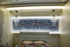 Решетка декоративная с подсветкой, фото 2