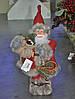 Дед мороз красный (лесной) 40 см .Харьков розница.
