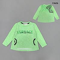 Кофта Versace для девочки. 1, 2, 3 года