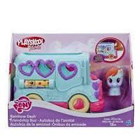 Автобус дружбы Радуга Дэш My Little Pony Playskool b1912, фото 1