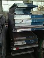 Полоса сталь ХВГ 10 мм