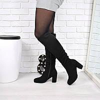 Сапоги женские Lino Зима 3893, зимняя обувь