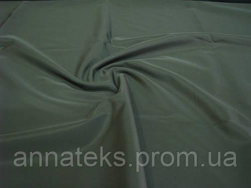 Ткань Плащевая на трикотаже Каппа ХАКИ 150СМ
