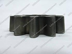 Шестерня бетономішалки Сталь (15х70 мм / 11 z), фото 2