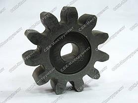 Шестерня бетономішалки Сталь (15х70 мм / 11 z), фото 3
