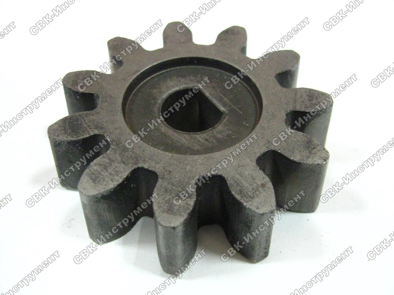 Шестерня бетономішалки Сталь (15х70 мм / 11 z)