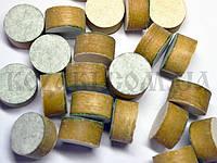 Пыжи древесноволокнистые осаленные (200 шт.)