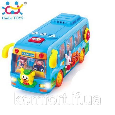 Игрушка Танцующий автобус, фото 2