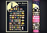 Скретч-карта для закоханих - Sex House Kamasutra, фото 6