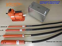 Вибраторы электромеханические глубинные с гибким валом