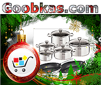Набор посуды TEFAL DUETTO  A705SC84 (12 предметов)