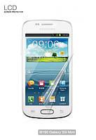 Защитная пленка для Samsung i8190 Galaxy S3 Mini - Yoobao screen protector (clear), глянцевая