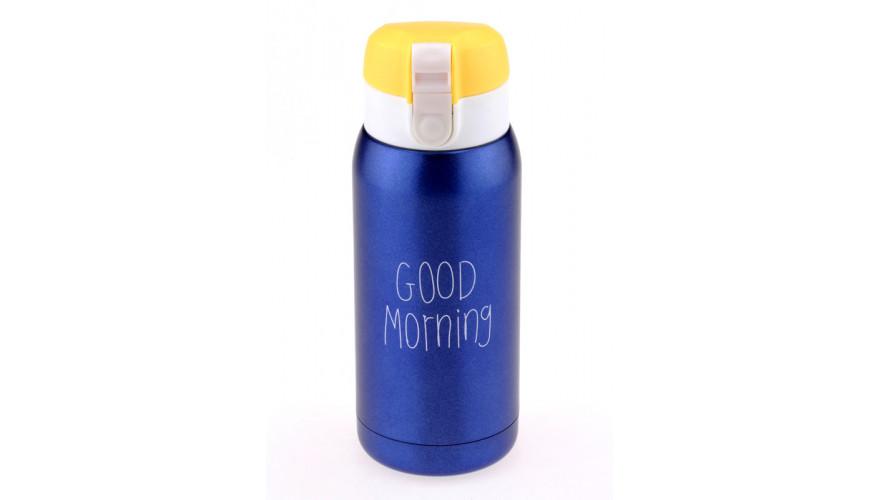 """Термос с клапаном, 350 мл """"GOOD MORNING"""""""