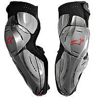 """Защита коленей Alpinestars BIONIC SX  titanium red """"M\L\XL"""", арт. 6506312 950"""
