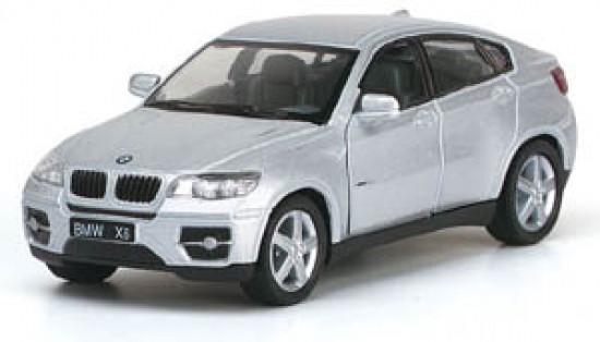 "Машина Kinsmart ""BMW X6"", KT5336W"