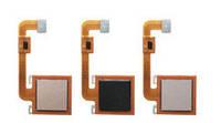 Шлейф для Xiaomi Redmi Note 4X, с сканером отпечатка пальца, белого цвета