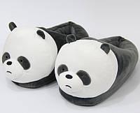 Тапочки-игрушки Панда